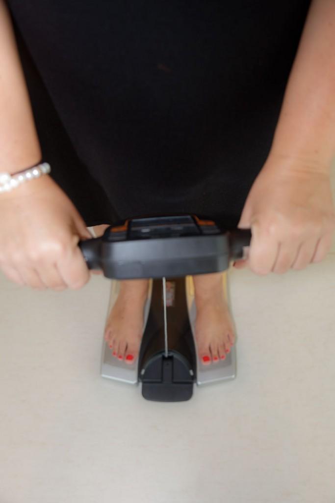 Control de peso Clínica Llanes