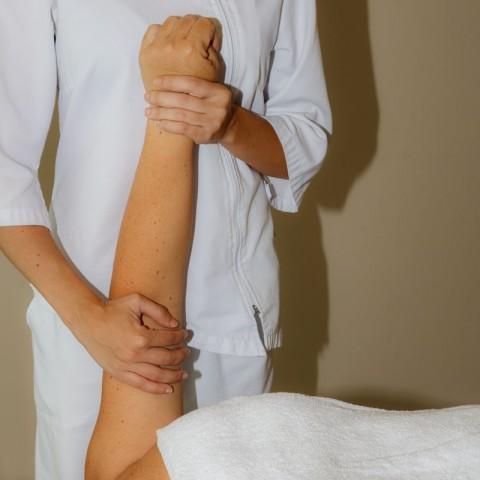 Fisioterapia en Clínica Llanes
