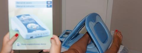 Magnetoterapia en Clínica Llanes