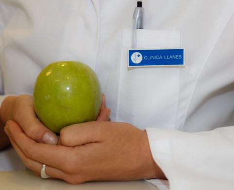 Nutrición en Clínica Llanes