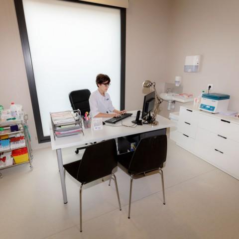 Enfermería Clínica Llanes